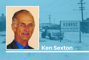 Ken Sexton Kenroc family owned business