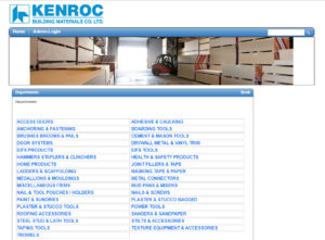 Showroom catalogue